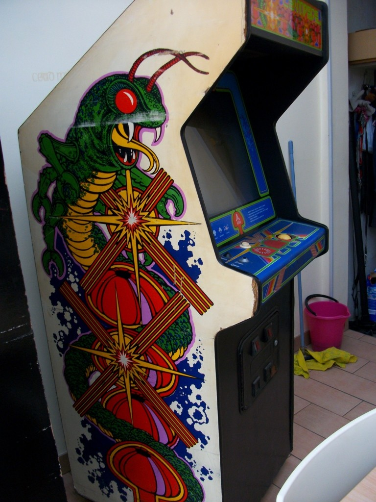 [For Sale] Original Atari Centipede Imgp0113