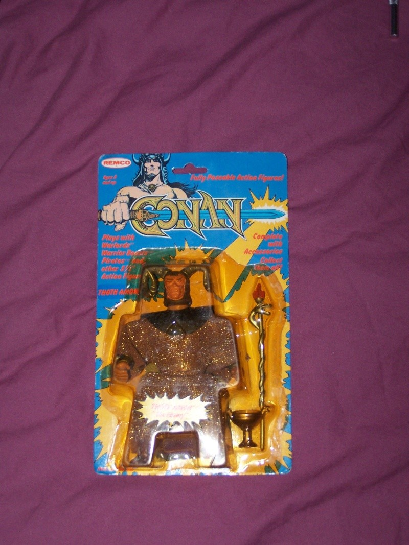 CONAN L'AVENTURIER - Hasbro - 1992 100_5011