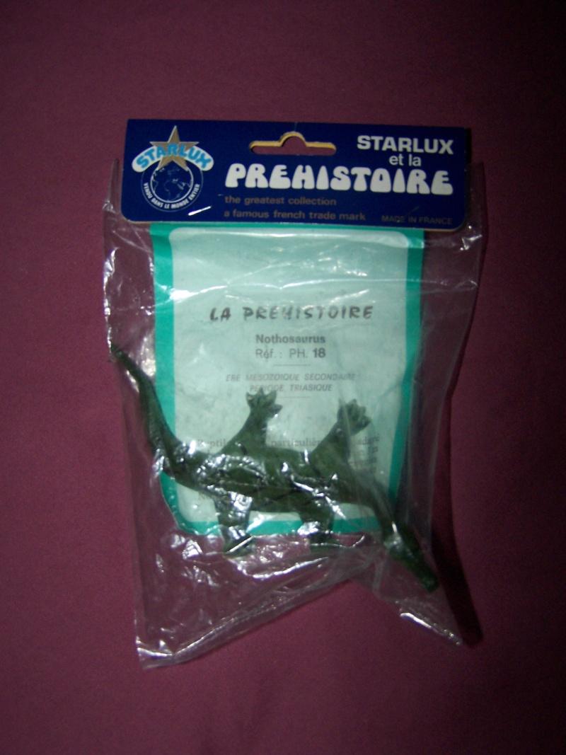 Les figurines Starlux : préhistoire, animaux, soldats etc... 100_5626