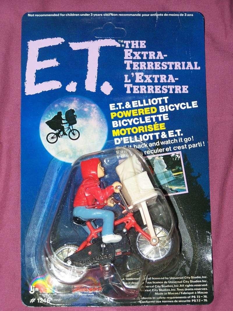 E.T. L'extra-terrestre - Les jouets et produits dérivés 80's 100_5815