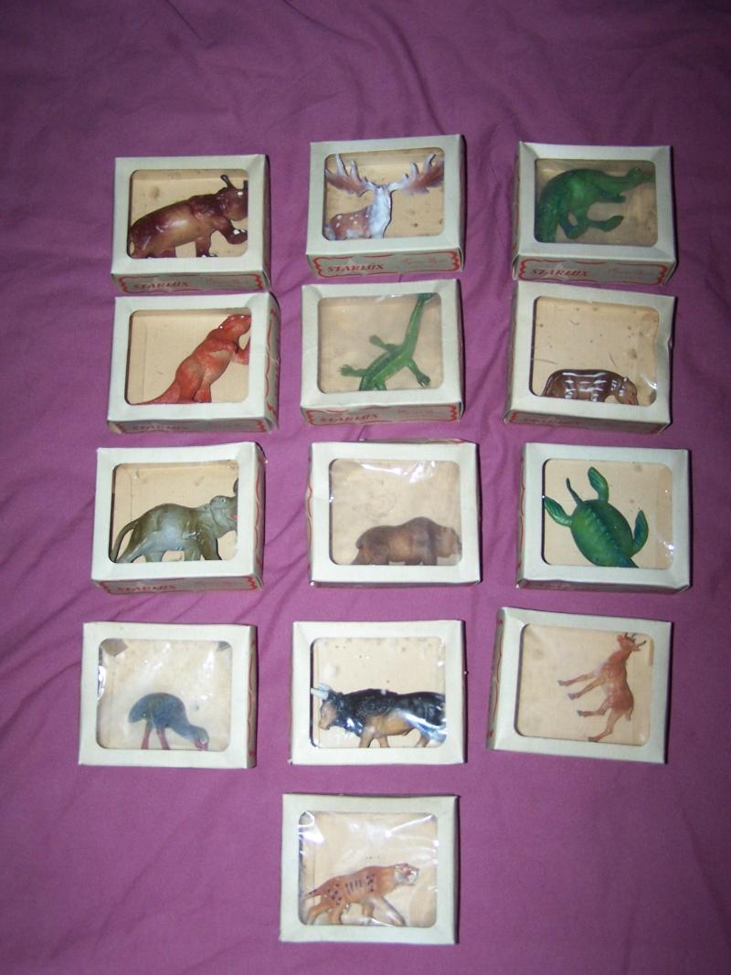 Les figurines Starlux : préhistoire, animaux, soldats etc... 100_5819
