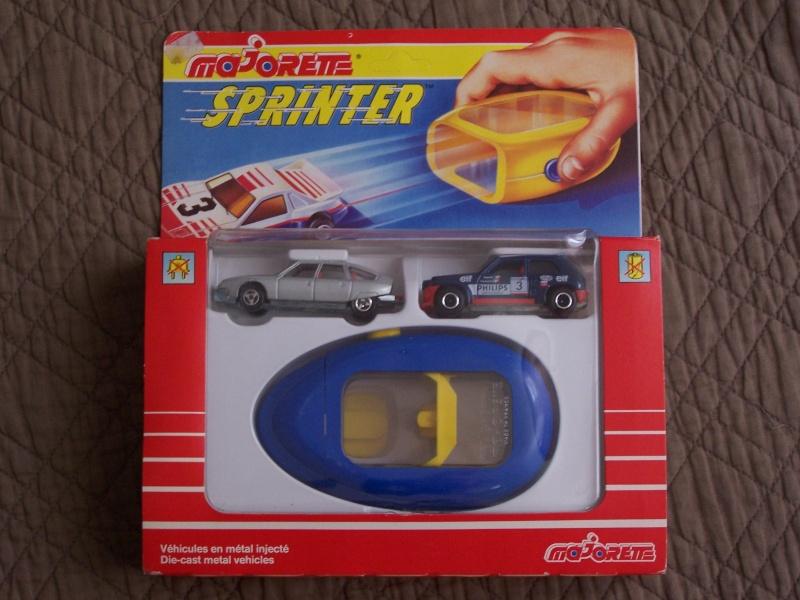 Lanceur de voiture Majorette Sprinter 100_5828