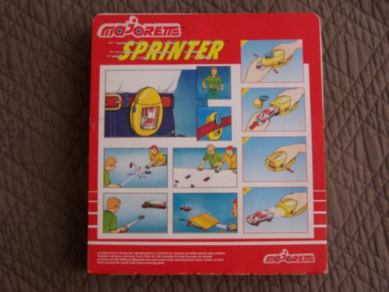 Lanceur de voiture Majorette Sprinter 100_5829