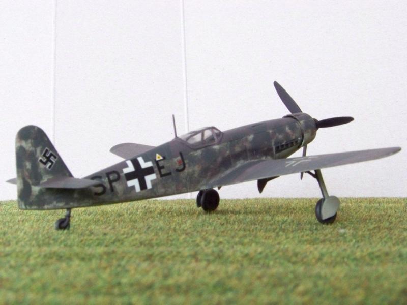 [Huma] Messerschmitt Me 209 V5 100_5619