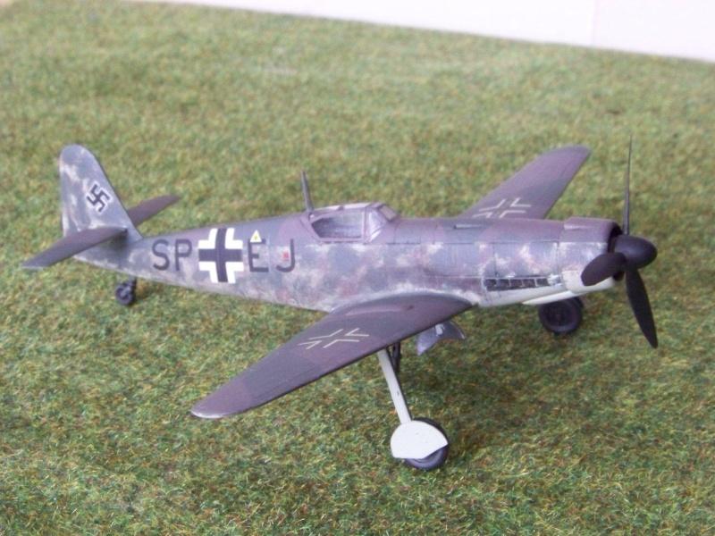 [Huma] Messerschmitt Me 209 V5 100_5620