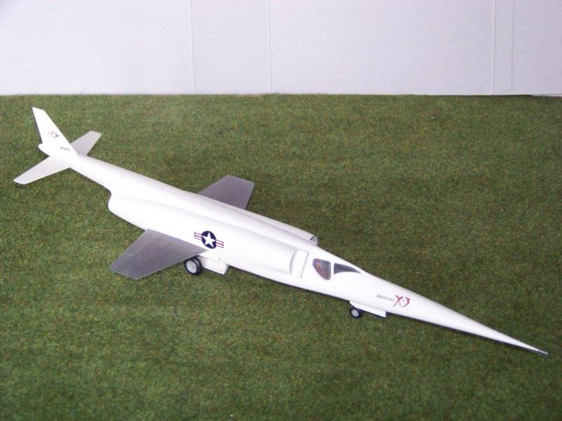 [Lindberg] - Douglas X-3 Stiletto 100_5621