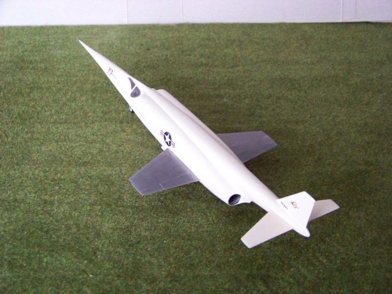 [Lindberg] - Douglas X-3 Stiletto 100_5622