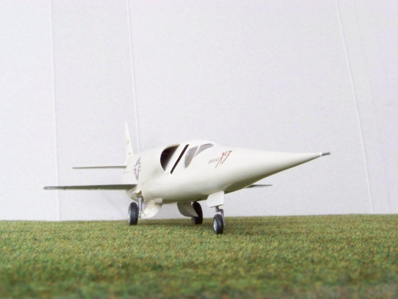 [Lindberg] - Douglas X-3 Stiletto 100_5623
