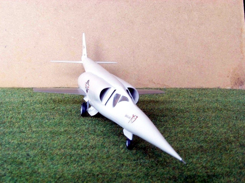 [Lindberg] - Douglas X-3 Stiletto 100_5624