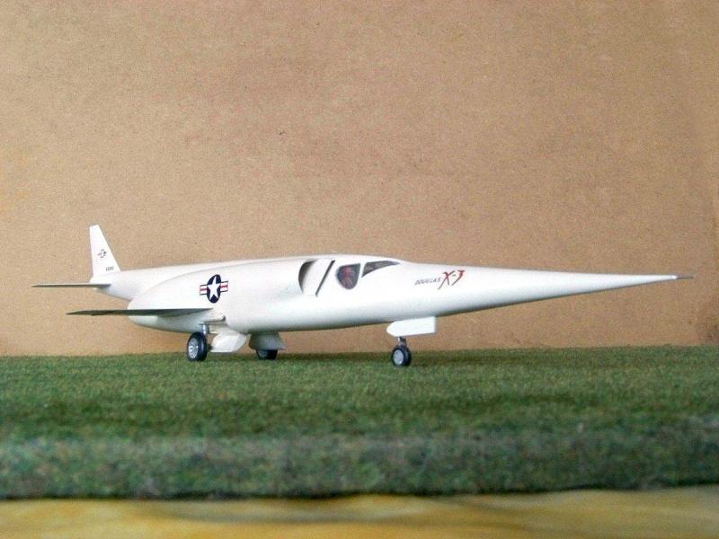 [Lindberg] - Douglas X-3 Stiletto 100_5625