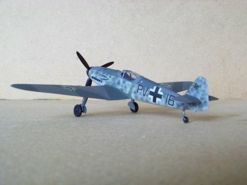 [Pegasus] Messerschmitt Bf 109 H V54 100_5711