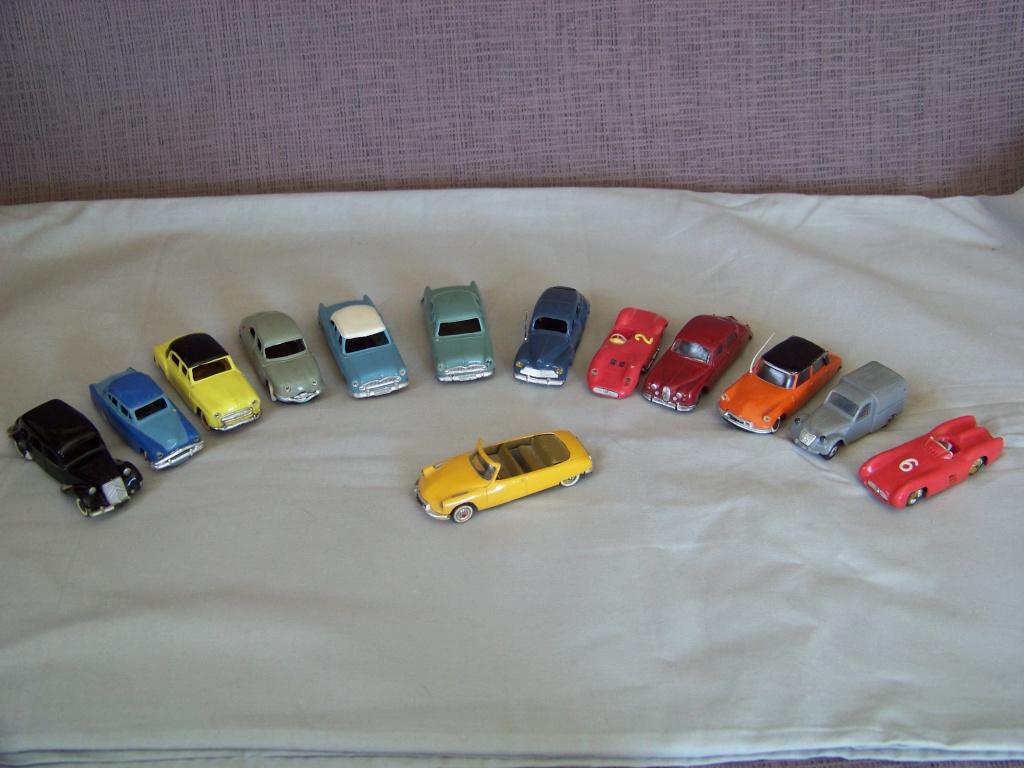 [Norev] Retrouvailles... avec mes petites voitures Norev en 2010. 100_6210