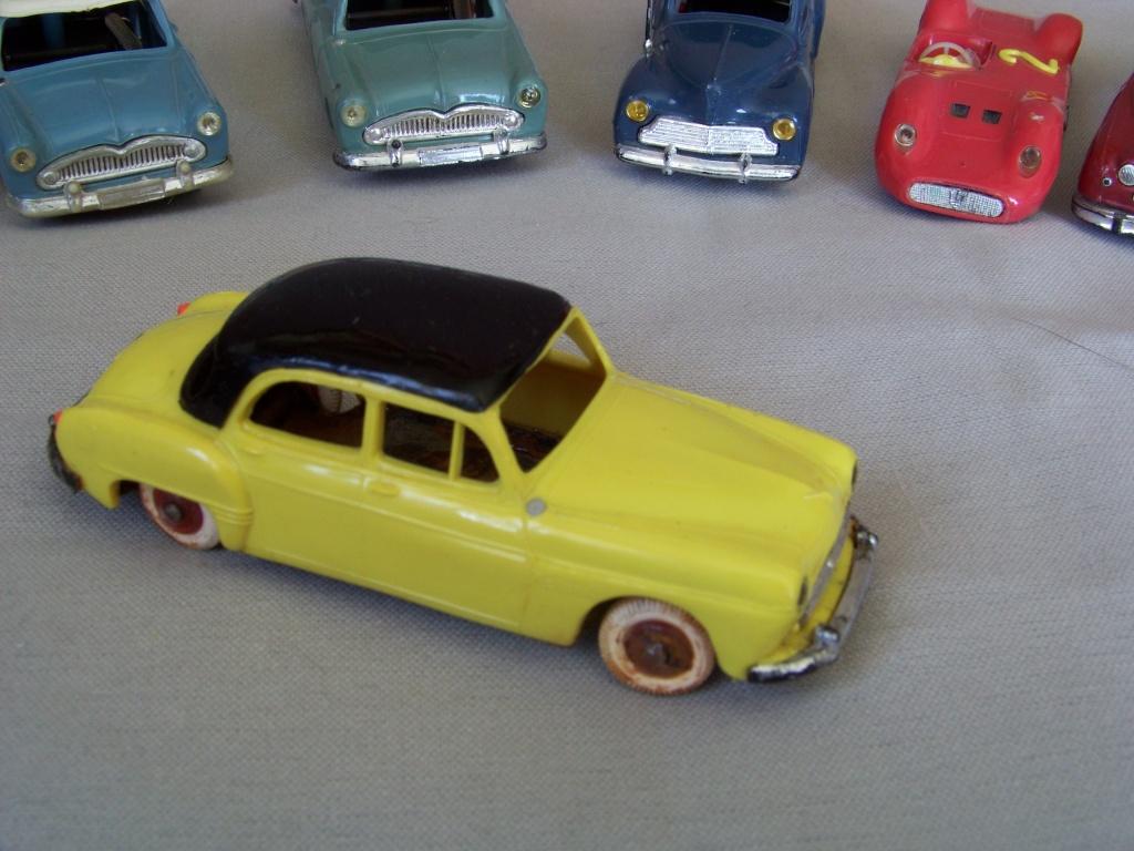 [Norev] Retrouvailles... avec mes petites voitures Norev en 2010. 100_6213