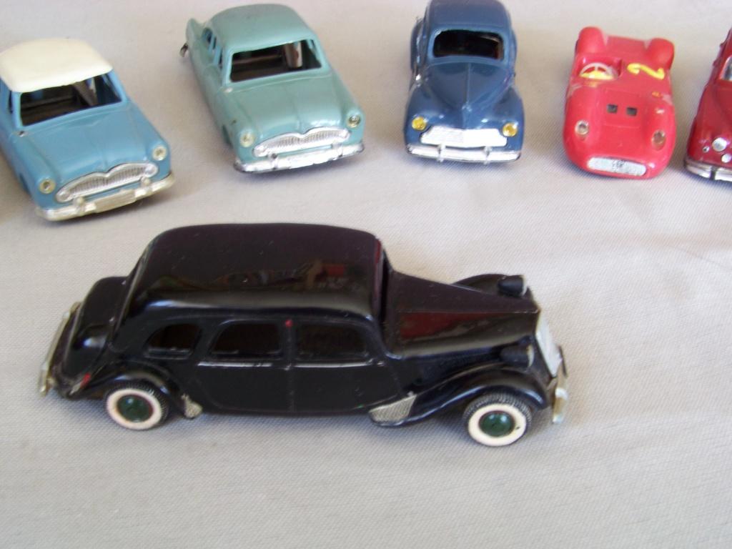 [Norev] Retrouvailles... avec mes petites voitures Norev en 2010. 100_6215