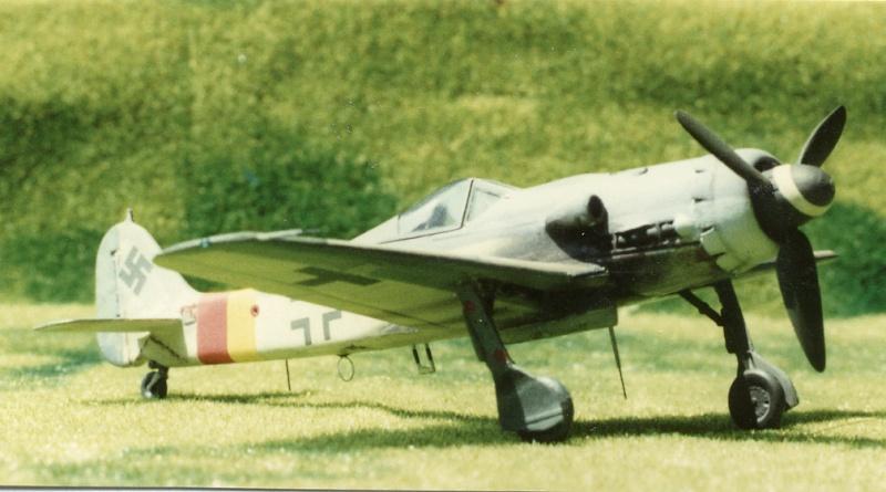 [Airfix] Focke Wulf Fw 190 D-9, 1978 Focke_15