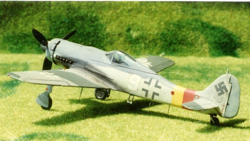 [Airfix] Focke Wulf Fw 190 D-9, 1978 Focke_16