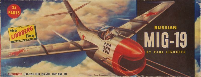 "[Lindberg] - ""Russian MiG 19"" Img_0243"
