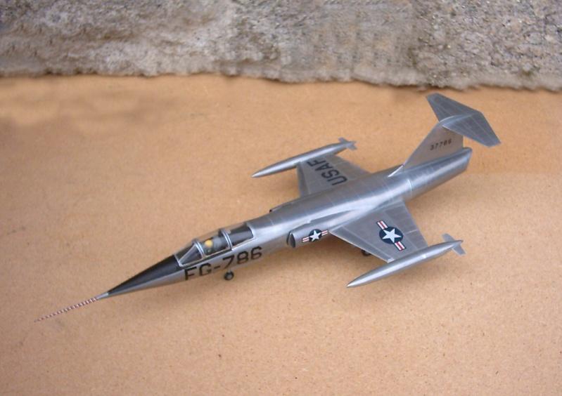 [Lindberg] - Lockheed XF-104 Starfighter Lockhe12