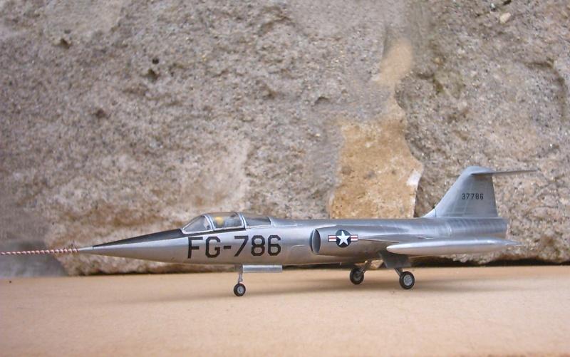 [Lindberg] - Lockheed XF-104 Starfighter Lockhe13