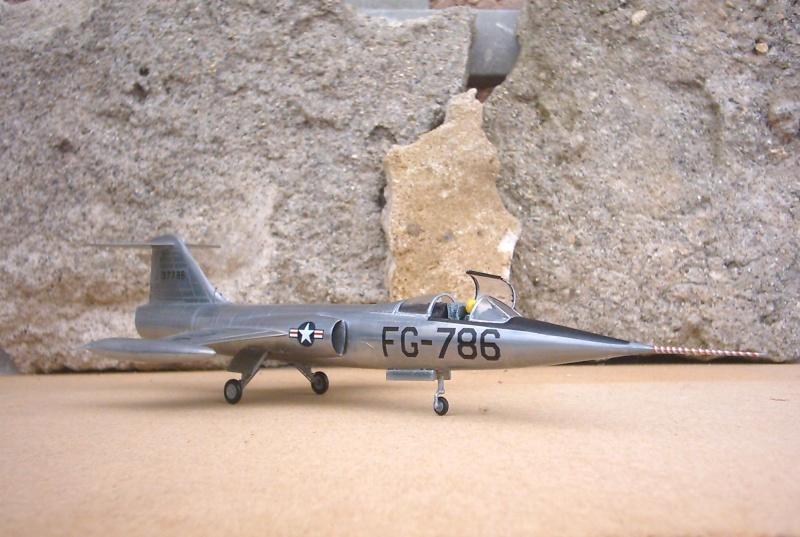 [Lindberg] - Lockheed XF-104 Starfighter Lockhe14