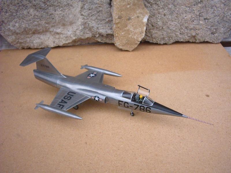 [Lindberg] - Lockheed XF-104 Starfighter Lockhe16