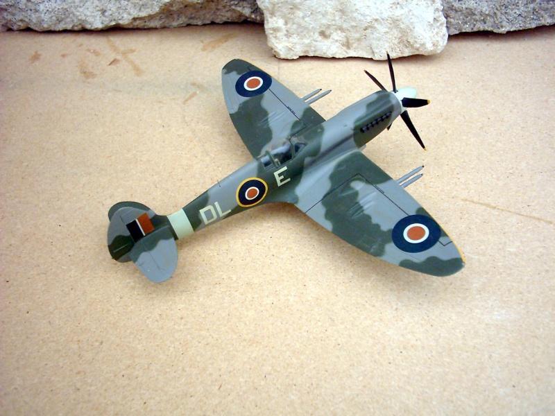 Supermarine Spitfire Mk 21 - Maquette Airfix, 1/48 Superm18