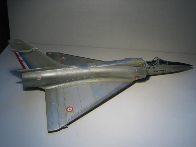 Prototype n°1 Mirage 2000 Esci 1/48 Img_5431