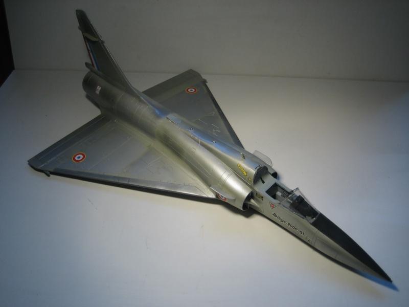 Prototype n°1 Mirage 2000 Esci 1/48 Img_5432
