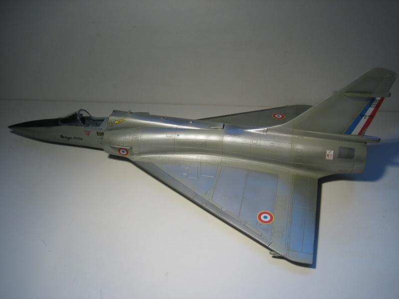 Prototype n°1 Mirage 2000 Esci 1/48 Img_5433