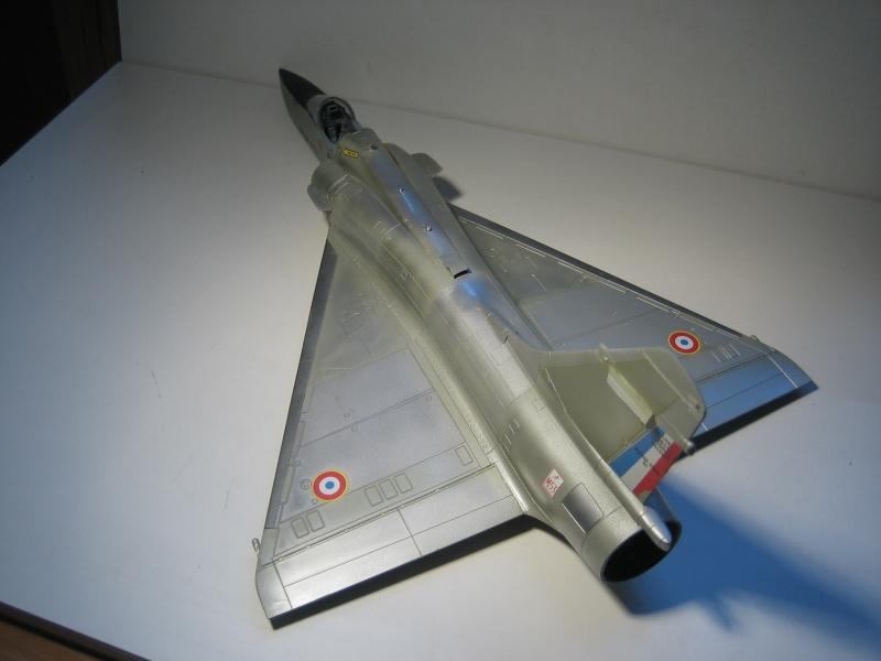 Prototype n°1 Mirage 2000 Esci 1/48 Img_5434