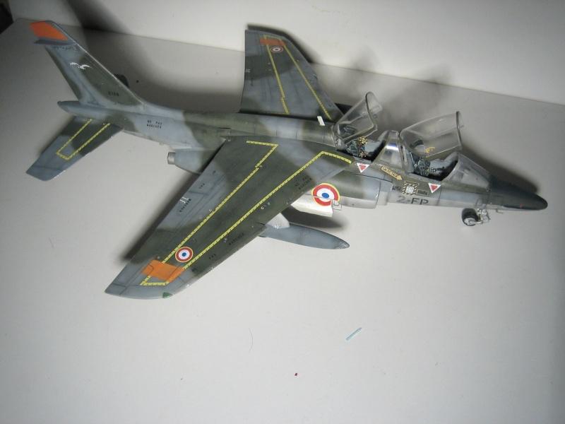 La vitrine de French Air Kit, les aéronefs aux couleurs françaises Img_5483