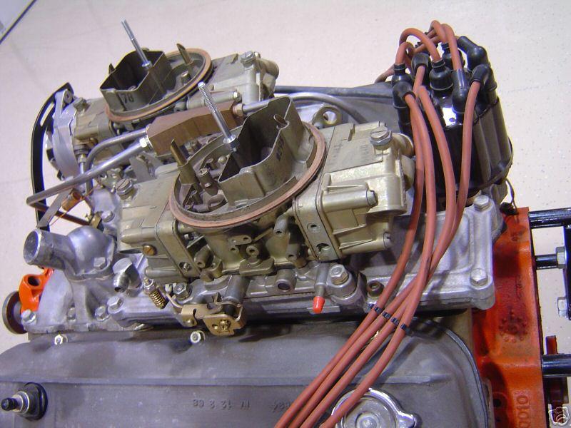 HISTORIQUE  du Small Block Chevrolet, la base moteur V8 la plus construite au monde 39_310