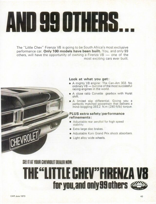 HISTORIQUE  du Small Block Chevrolet, la base moteur V8 la plus construite au monde 46488910