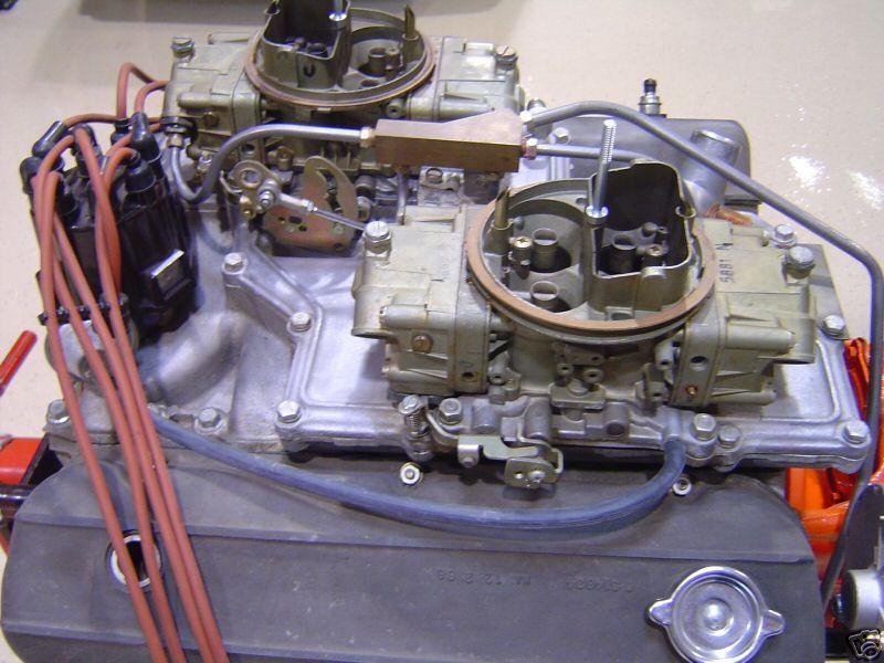 HISTORIQUE  du Small Block Chevrolet, la base moteur V8 la plus construite au monde 56_310