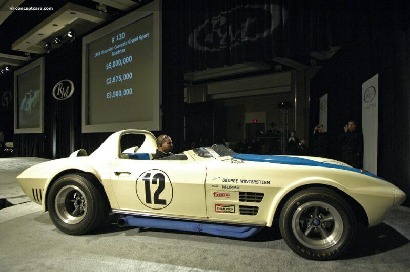 HISTORIQUE  du Small Block Chevrolet, la base moteur V8 la plus construite au monde 63-che11