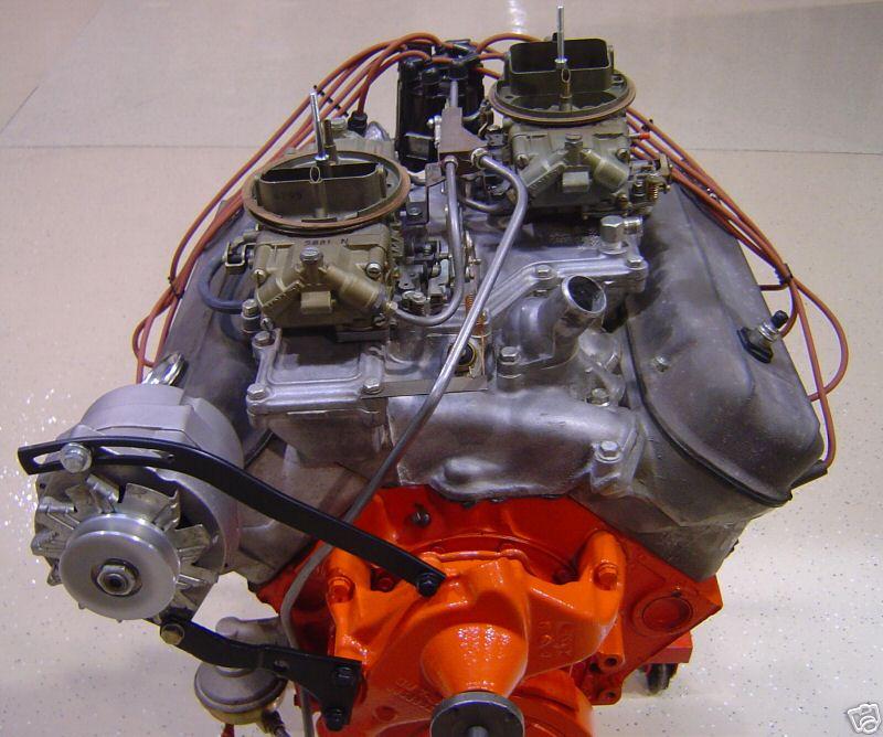 HISTORIQUE  du Small Block Chevrolet, la base moteur V8 la plus construite au monde 6f_310