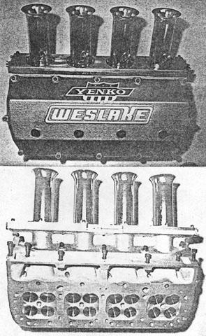 HISTORIQUE  du Small Block Chevrolet, la base moteur V8 la plus construite au monde Weslak10