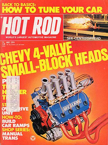 HISTORIQUE  du Small Block Chevrolet, la base moteur V8 la plus construite au monde Weslak11