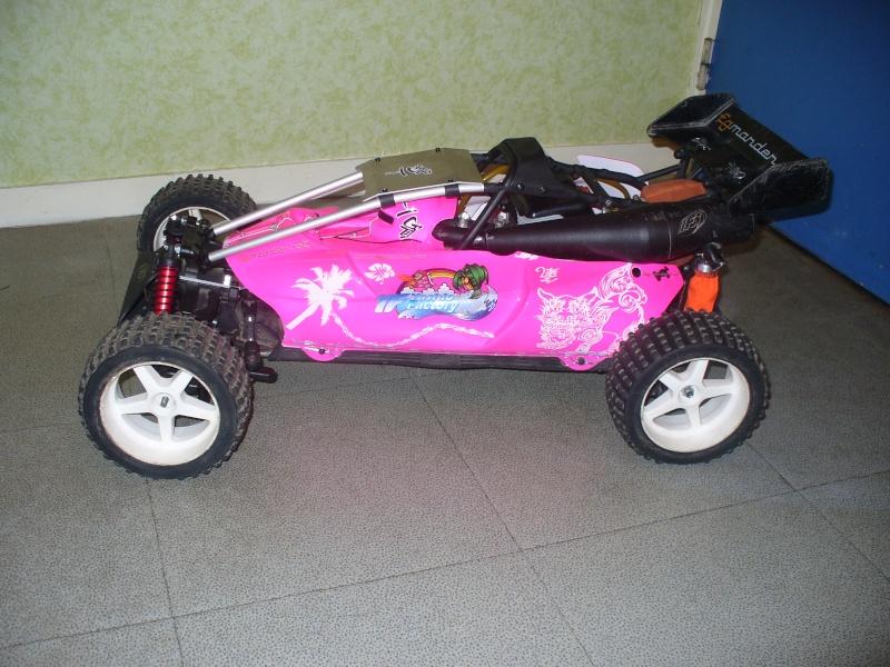 baja 4WD barbie girl lol Droite10