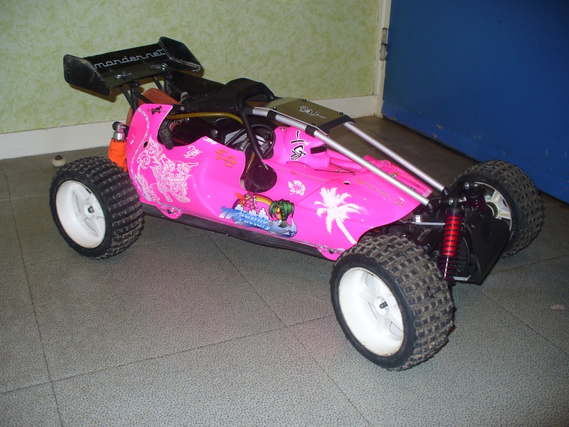 baja 4WD barbie girl lol Gauche10
