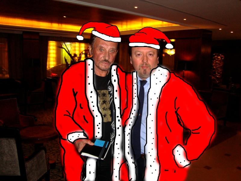 Joyeux Noel et ça peut changer le monde avec Johnny Copie_11