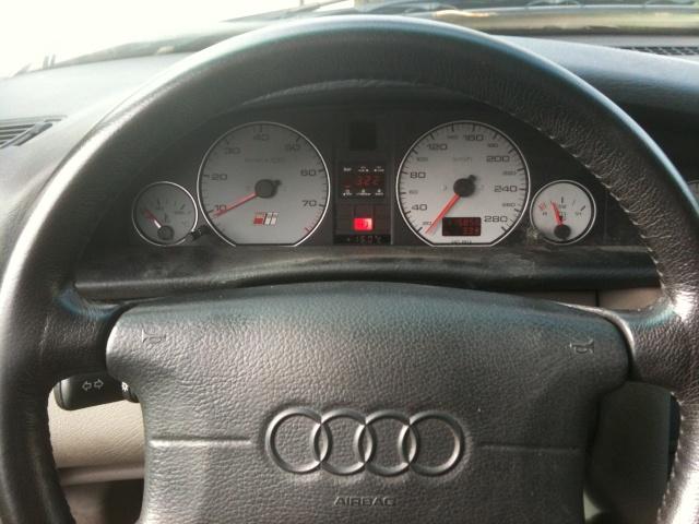 Audi s6 2.2 20v turbo Compte10