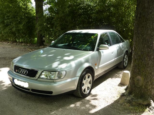Audi s6 2.2 20v turbo Cota_c10