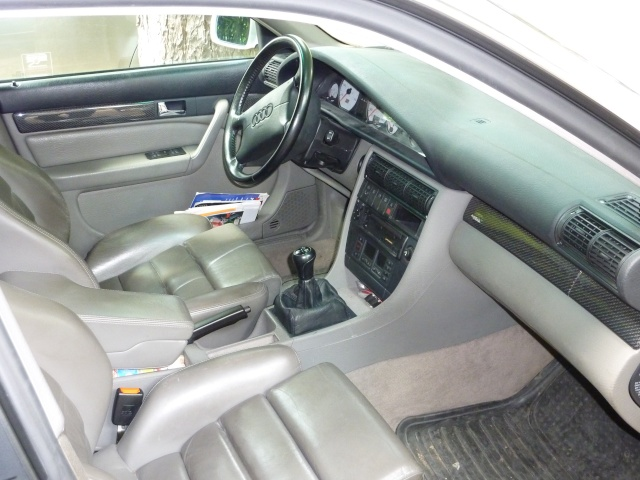 Audi s6 2.2 20v turbo Interi10