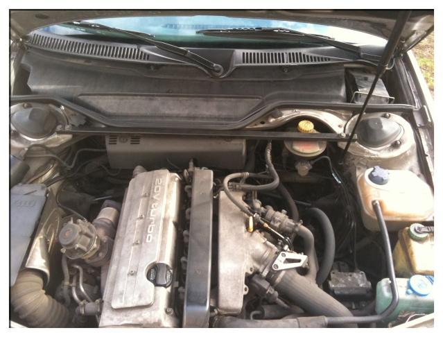 Audi s6 2.2 20v turbo Moteur10