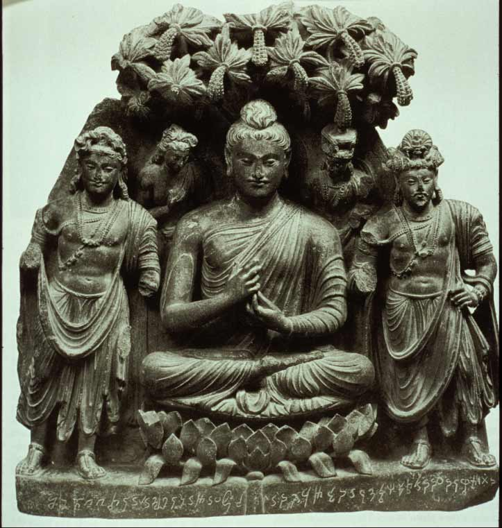 Gandhara ou le visage de Bouddha Buddha10