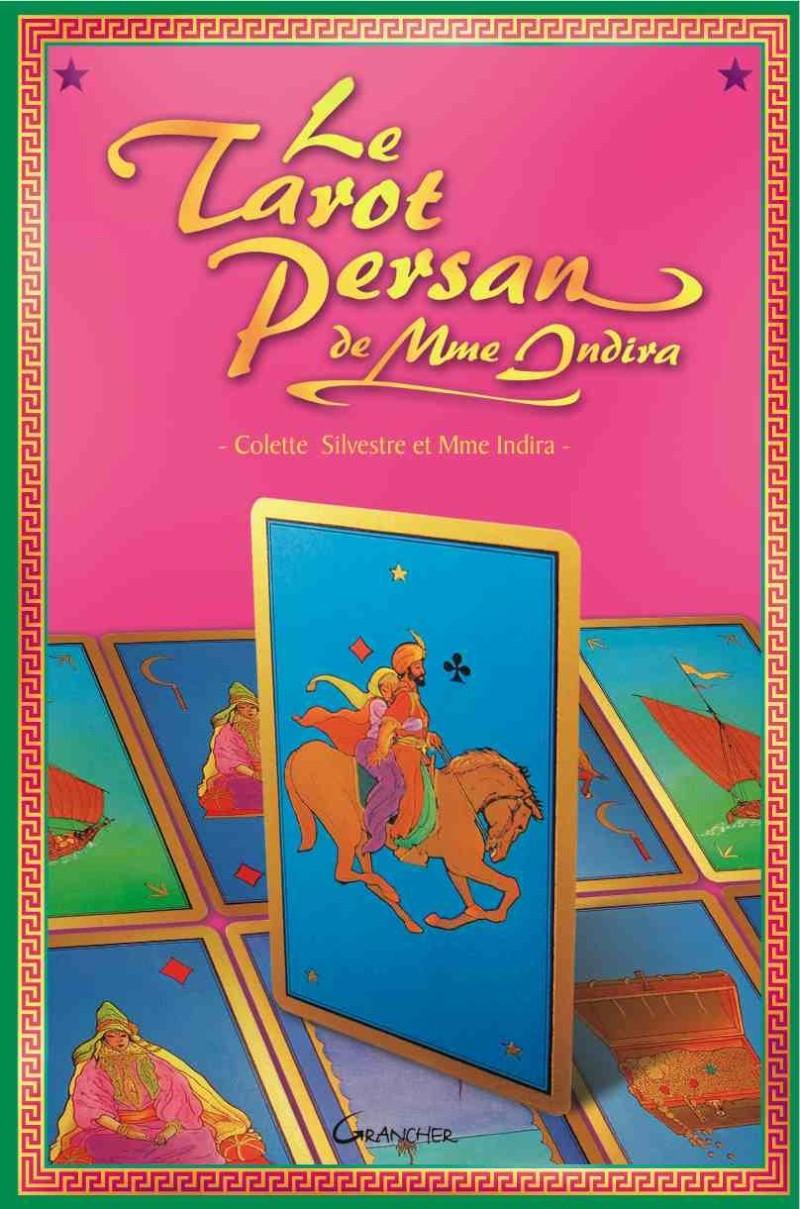 Nouvelle édition du livre du Tarot PERSAN Couv2010