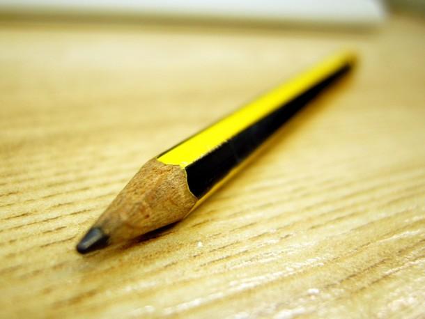Comment pratiquer l'Ecriture Automatique ? Crayon10