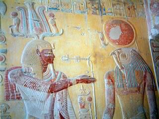 Tirage Carré de 25 - Amour Egypte10