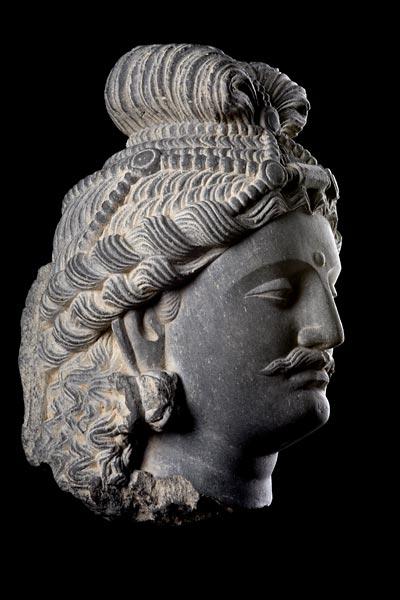 Gandhara ou le visage de Bouddha Gandha10